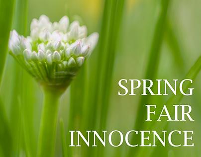 SPRING - FAIR INNOCENCE