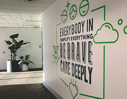 Cisco Meraki Sydney | Mural Decal