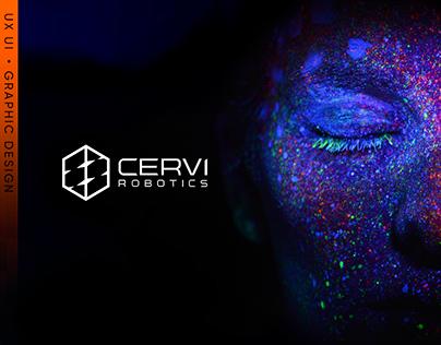 CerviRobotics | UX UI | 2018