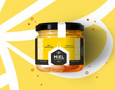 Packaging Miel de Melbourne | Magma