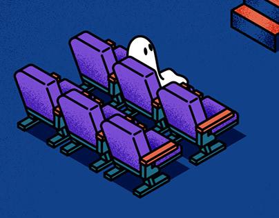 Bucheon International Fantastic Film Festival, Poster