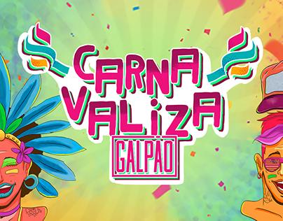 Carnavaliza Galpão