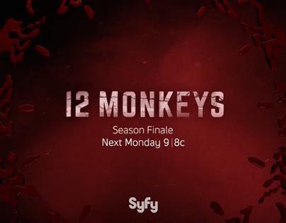 12 Monkeys - Season 2 Episodic Trailers
