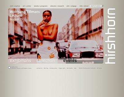 Hirshhorn - Website