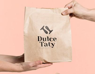 DULCE TATY - tartas & pasteles | Branding
