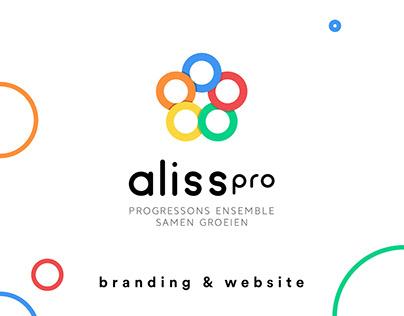 ALISSpro identity & website