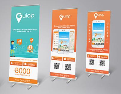 Roll up App Guiap