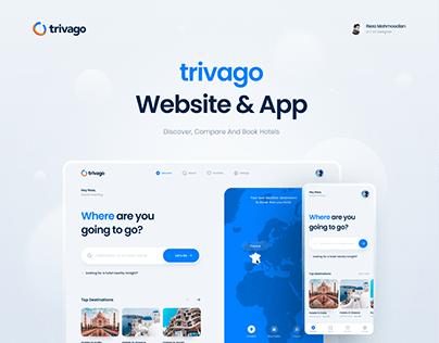 Trivago: Hotel Booking Redesign Concept
