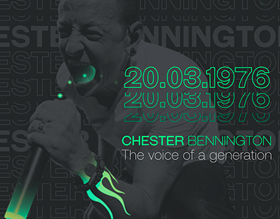 Chester Bennington - The voice of a generation
