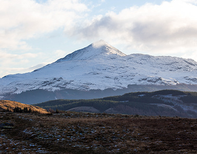 Scotland: Winter