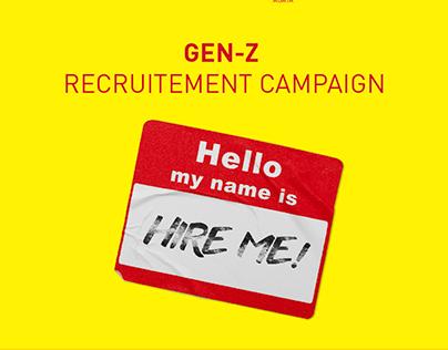 GEN-Z Recruitment