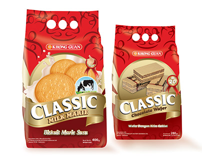 Packaging Design - Heritage Brand Khong Guan