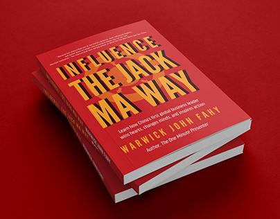 Influence: The Jack Ma Way - book design