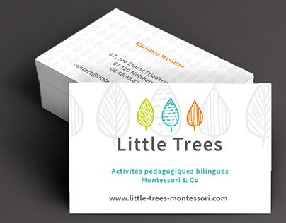 Little Trees // Identity