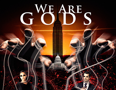 We are Gods - Book Cover -