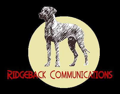 Ridgeback Communications Logo