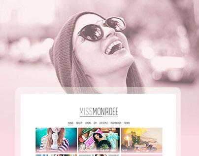 Miss monroee fashion blog