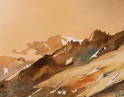 DOLINA AOSTY (Val d'Aosta)