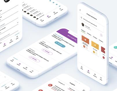 Winningtemp Mobile App