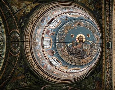 Varna (Bulgaria) Cathedral interior