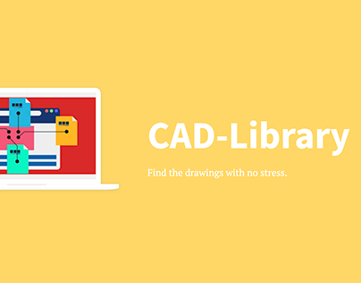 CAD-Library for Windows OneDrive Server