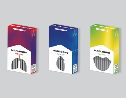Marlboro – 3D Digital Mockup