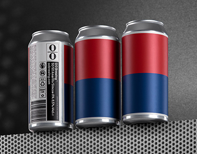 O/O Brewing New System 50/50 Series - Packaging