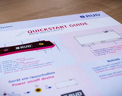 RUD-ID-System / Quickstart-Guide