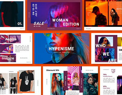 Hypenisme Multipurpose Template