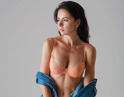Model photoshoot : Alena