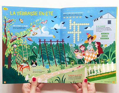 Salamandre Junior magazine (june-july 2020 issue)