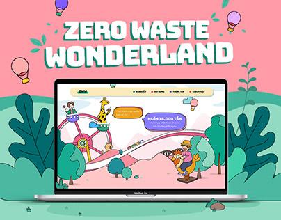 Zero Waste Wonderland Website