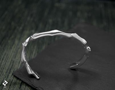 +bamboo・bracelet