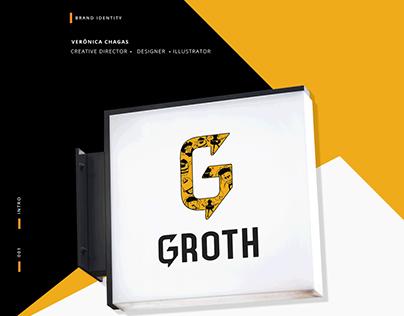 Groth Brand Identity