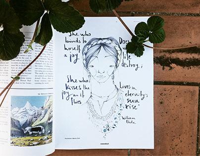 Womankind Magazine | Yak, Tibet