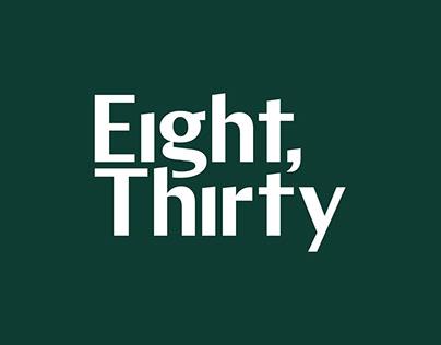 Eight Thirty Web Design