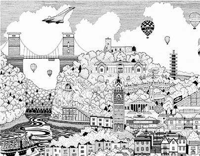 Bristol Landscape 2021