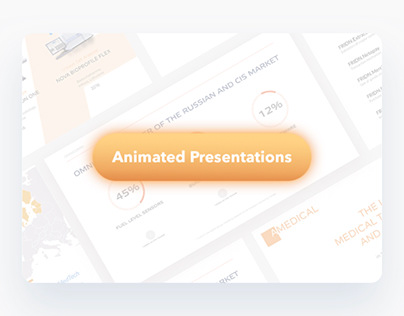 Animated Presentations. Selected videos