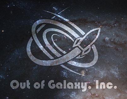 Logo Design - Out of Galaxy, Inc.
