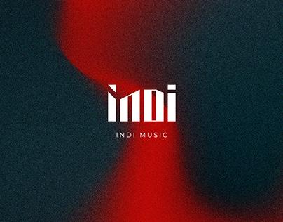 INDI music label / Identity