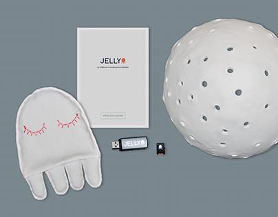 Jelly, la veilleuse musicale pour bébé