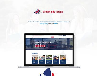 British Education Montenegro