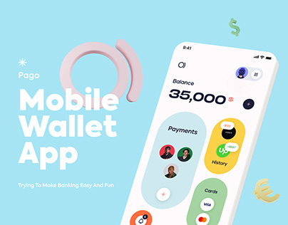 Pago Mobile Wallet