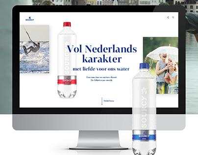 Sourcy brand portfolio website