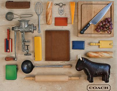 Coach x Things Organized Neatly