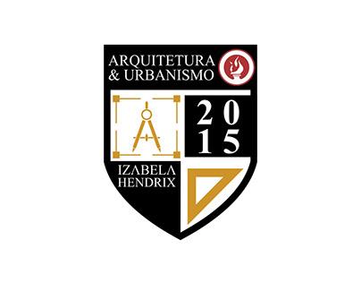Turma 2015.1 Arquitetura & Urbanismo | Izabela Hendrix