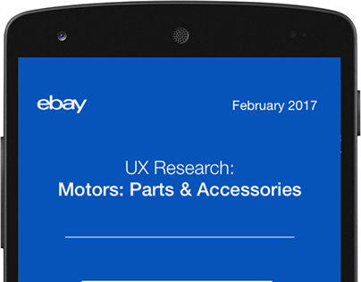 eBay - Statement of Value