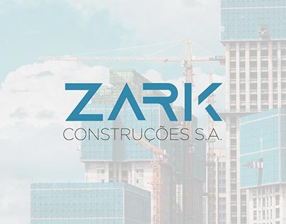 ZARK Construções :: Logotype