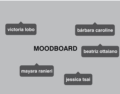 Moodboard Styling Estúdio