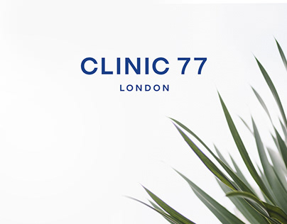 Website Design for Clinic 77
